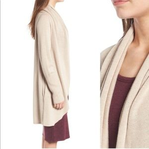 Leith Sweaters - Leith easy circle cardigan